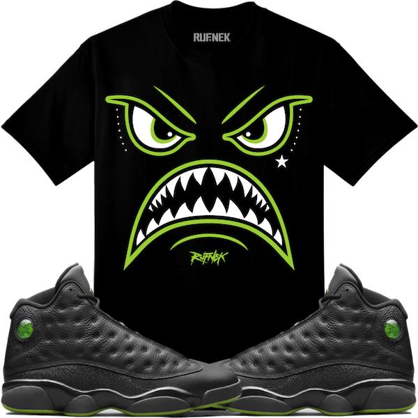 jordan-13-altitude-sneaker-match-shirt