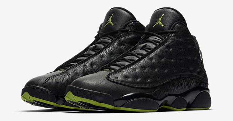 jordan-13-black-altitude-green