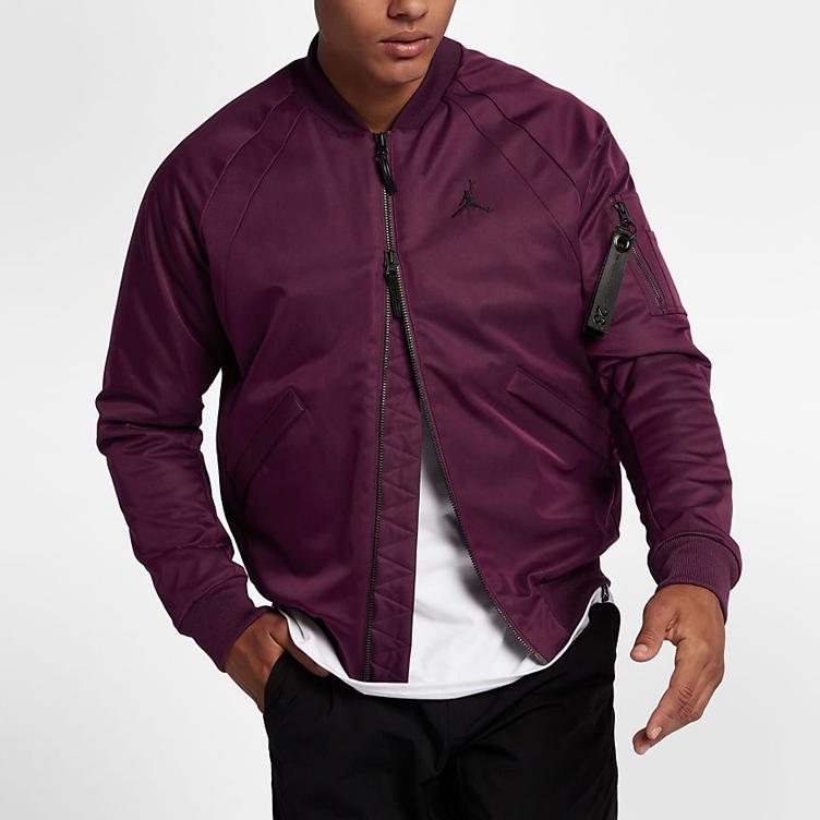 ba89b7e8f49 Jordan 5 Premium Bordeaux Matching Jacket | SneakerFits.com