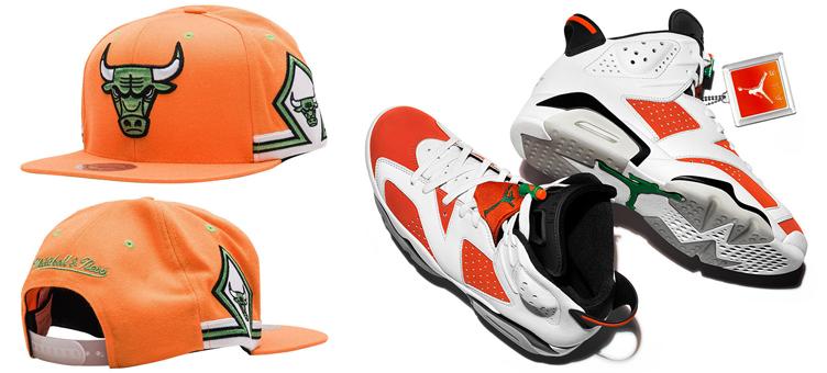 jordan-6-gatorade-bulls-matching-hat