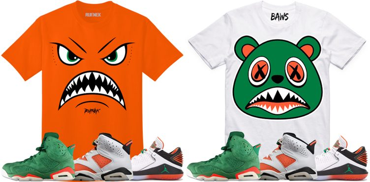jordan-6-gatorade-sneaker-match-shirts