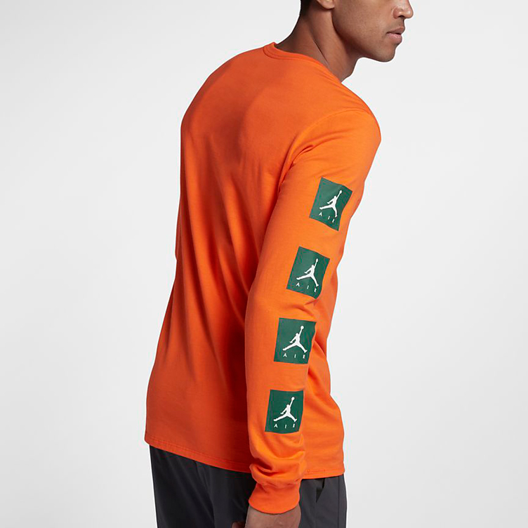 dbc60b2a02f06b jordan-6-like-mike-gatorade-long-sleeve-shirt-