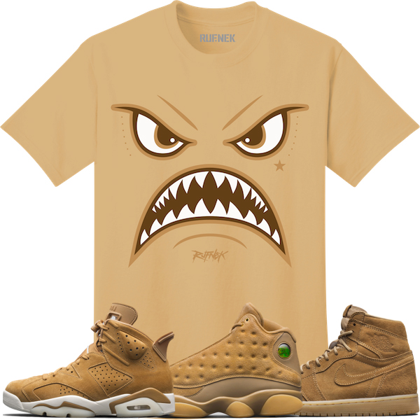 jordan-wheat-golden-harvest-sneaker-match-shirt-1