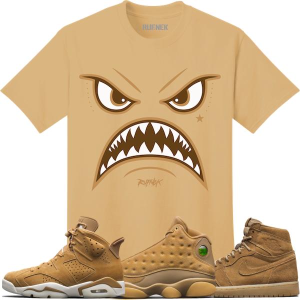 jordan-wheat-golden-harvest-sneaker-match-shirt-1
