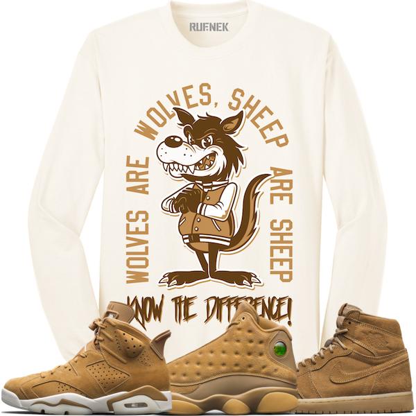 jordan-wheat-golden-harvest-sneaker-match-shirt-2