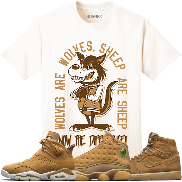 jordan-wheat-golden-harvest-sneaker-match-shirt-3