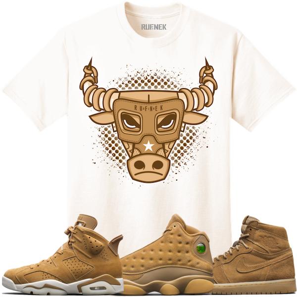 jordan-wheat-golden-harvest-sneaker-match-shirt-4