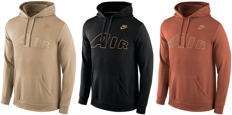 Nike Air More Uptempo Pullover Hoodies