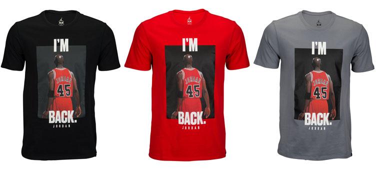 7b2a843d5edd Jordan Retro 10 I m 45 Back Shirt