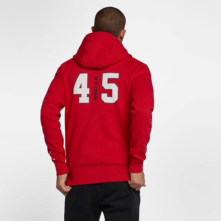 air-jordan-10-im-back-zip-hoodie-red-4