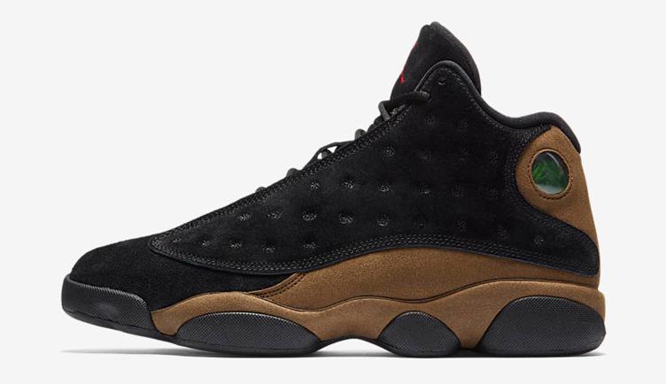 Air Jordan 13 Olive Matching Jacket | SneakerFits.com