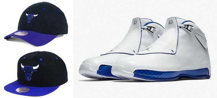 air-jordan-18-sport-royal-bulls-hats
