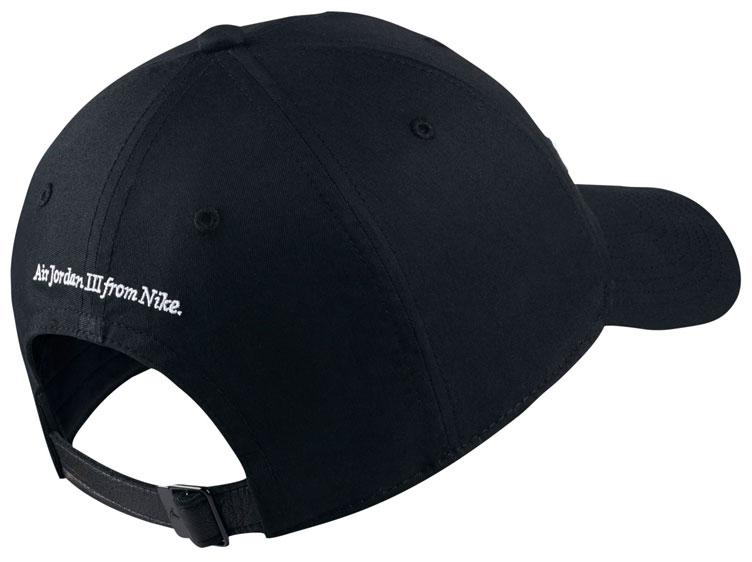 air-jordan-3-black-cement-hat-match-2