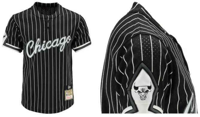 the best attitude ca280 ebeee Jordan 10 Cool Grey Bulls Jersey Shirt | SneakerFits.com