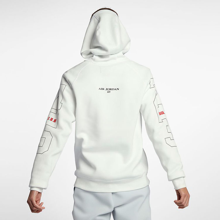newest 349fe d9b63 Air Jordan 10 Im Back Pullover Hoodie | SneakerFits.com