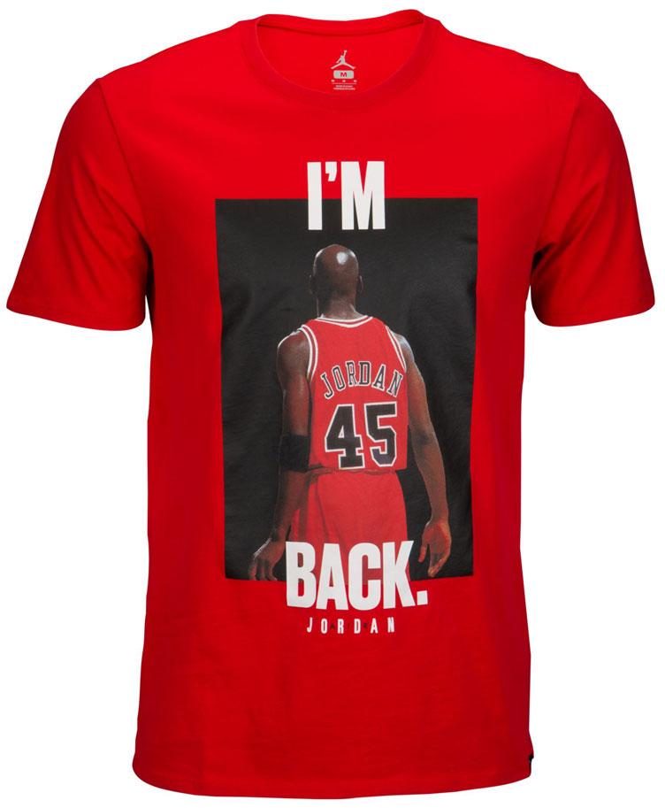 e6b90af13587 Jordan Retro 10 I m 45 Back Shirt