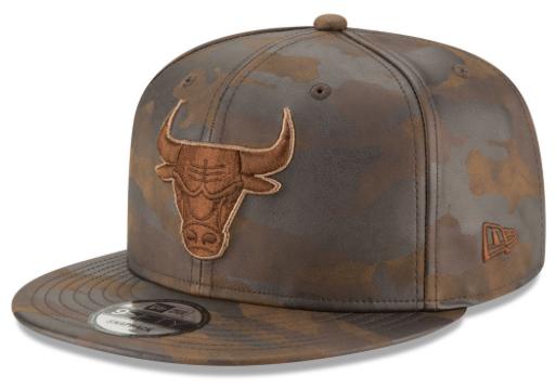 "official photos 4f284 a09fb Bulls New Era Hats to Match the Air Jordan 13 ""Olive"""