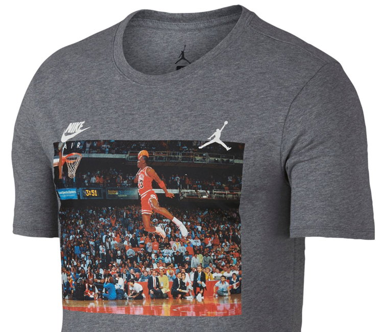 3d3c220565fc0f Air Jordan 3 1988 Dunk Contest Shirt