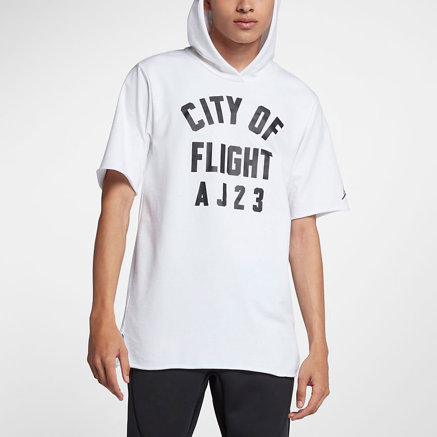 jordan-city-of-flight-short-sleeve-hoodie-white-2
