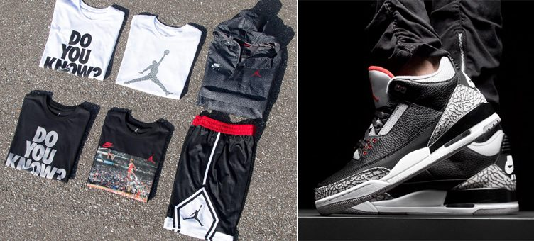 air-jordan-3-black-cement-matching-clothing