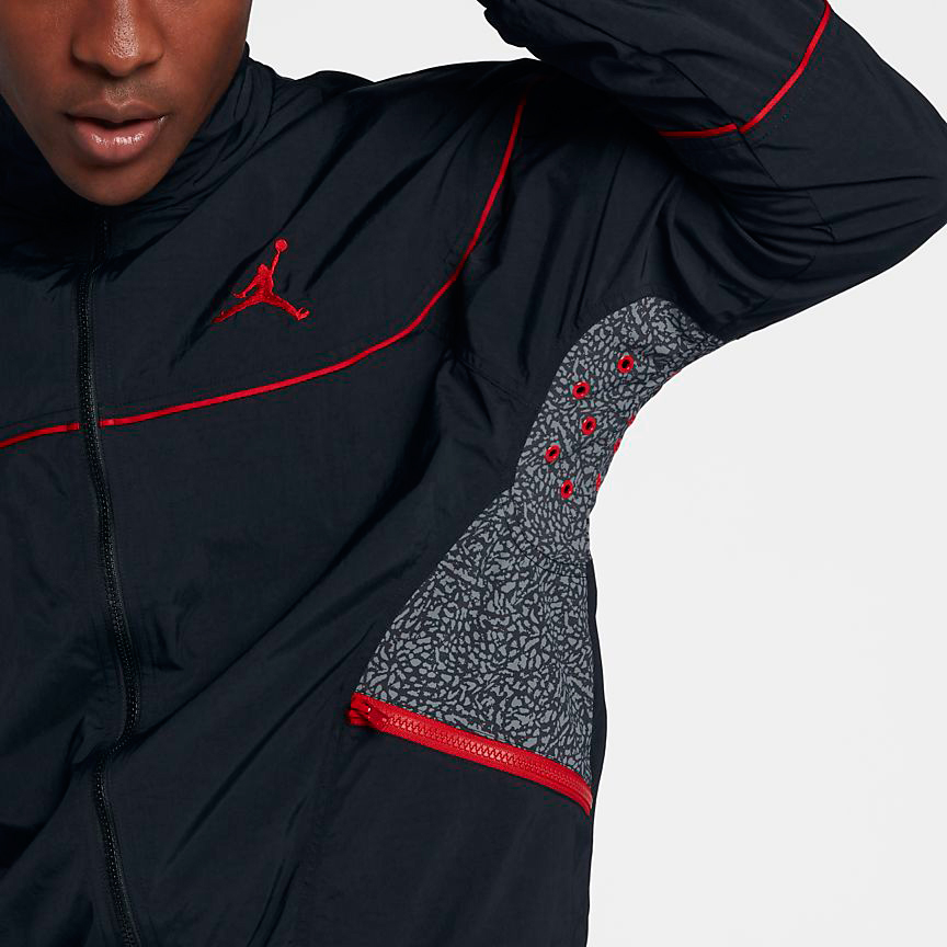 c8667ea308a Air Jordan 3 Black Cement Jackets | SneakerFits.com