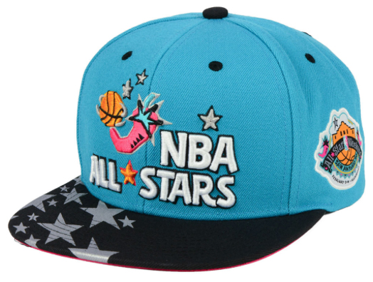 nba all star hats