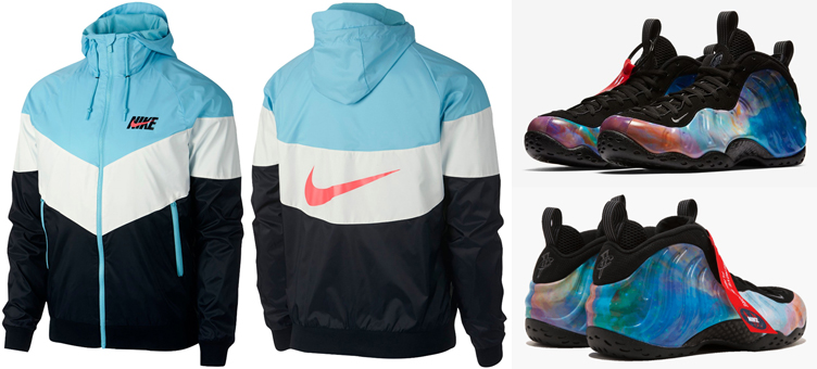 ee7550a2a9f5e Big Bang Foams Matching Nike Jacket