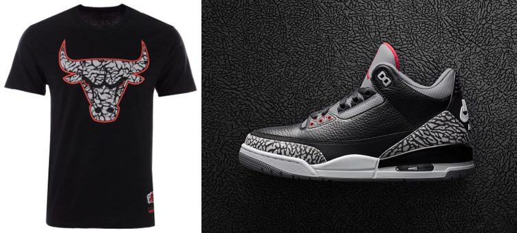 black-cement-jordan-3-bulls-shirt