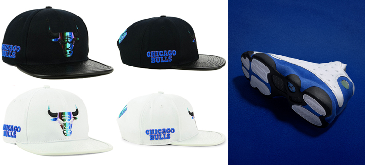 hyper-royal-jordan-13-bulls-hats