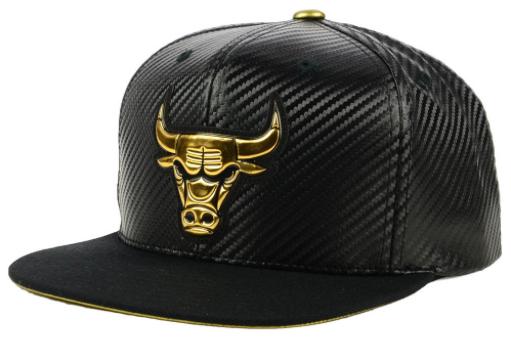 jordan-1-gold-toe-bulls-snapback-cap-1