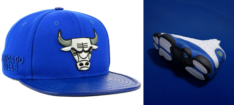jordan-13-hyper-royal-bulls-hat