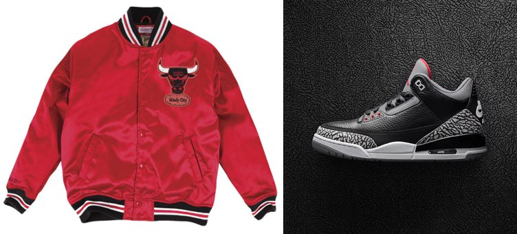 jordan-3-black-cement-matching-bulls-jacket