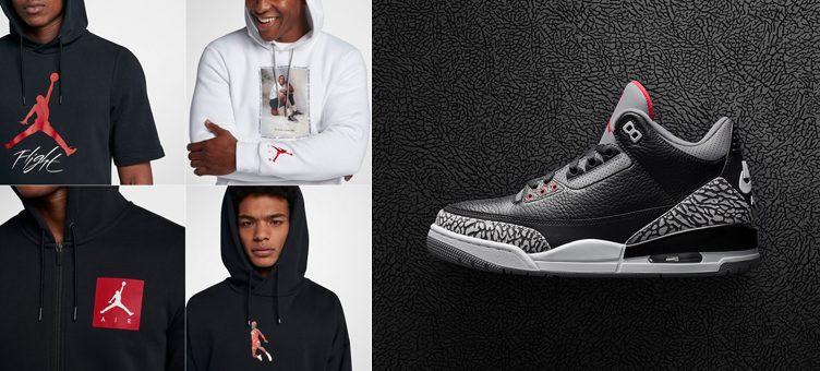 jordan-3-black-cement-matching-hoodies