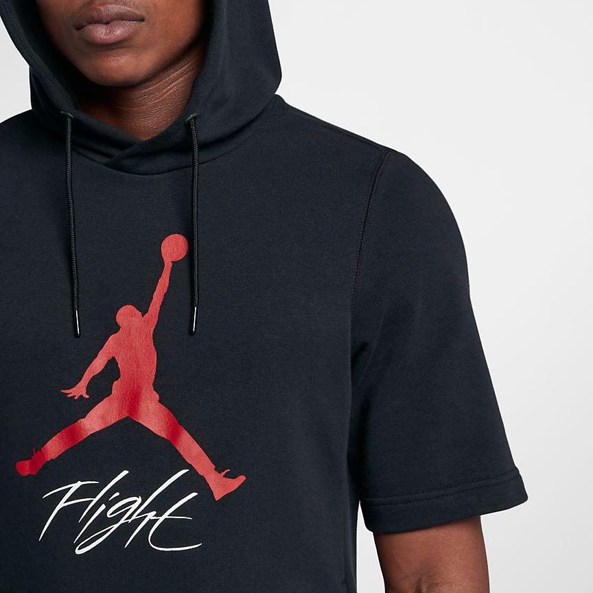 jordan-3-black-cement-short-sleeve-hoodie-1