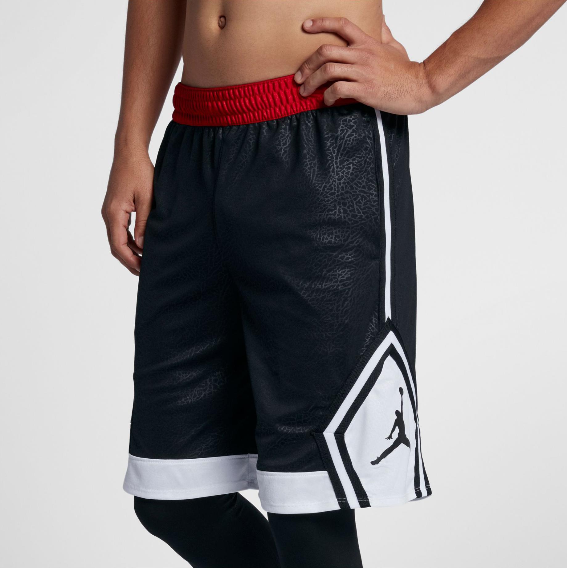 jordan-3-black-cement-shorts