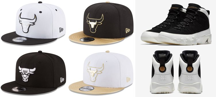 jordan-9-los-angeles-all-star-bulls-snapback-hats