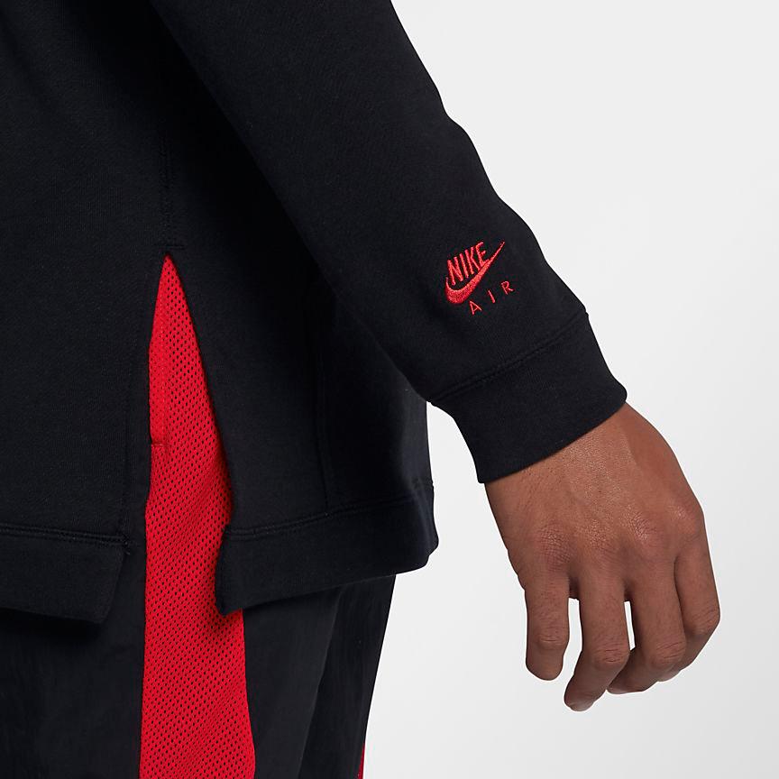 jordan-black-cement-hoodie-match-3