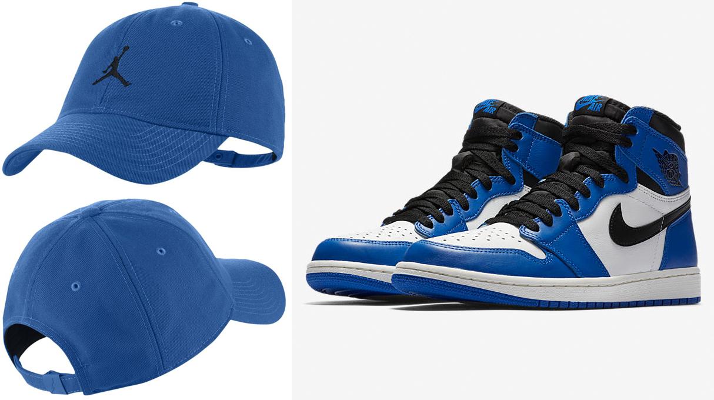 air-jordan-1-game-royal-dad-hat