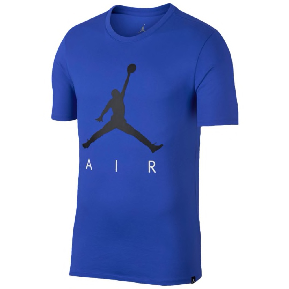Air jordan 1 high game royal shirt match for Jordan royal 1 shirt
