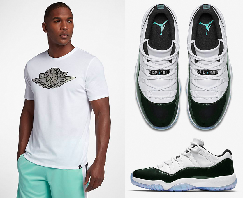 air-jordan-11-low-iridescent-easter-shirt