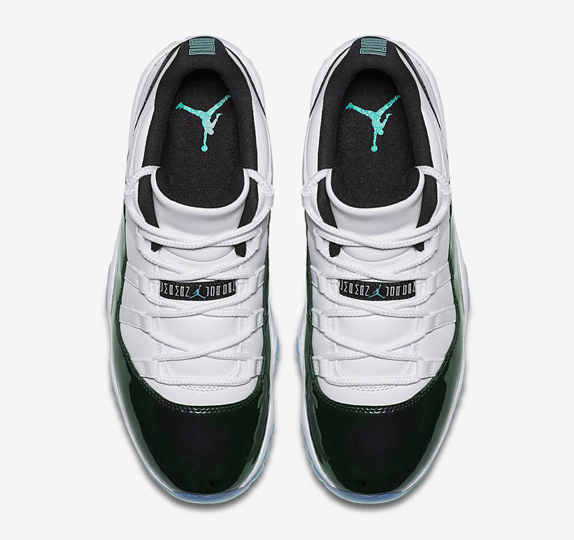air-jordan-11-low-iridescent-emerald-easter-clothing-2