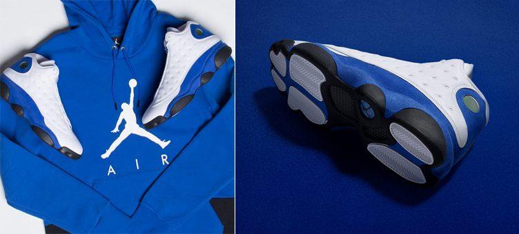 air-jordan-13-hyper-royal-hoodie