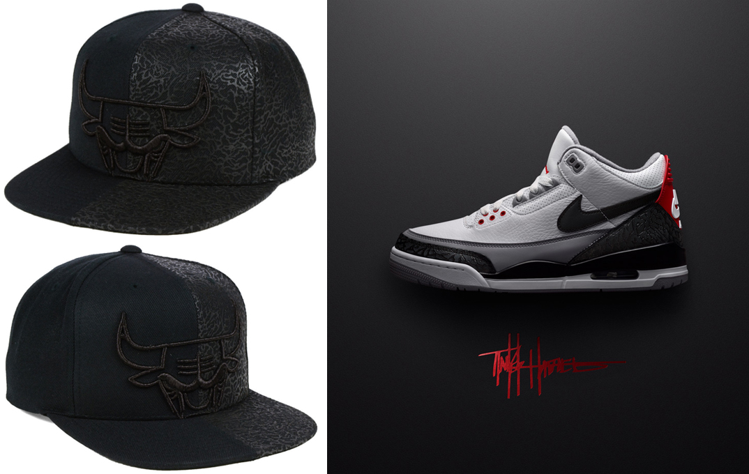 air-jordan-3-tinker-bulls-hat-match