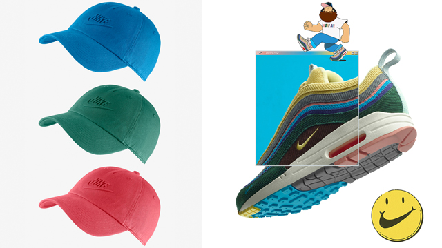 4b7d28d79e96d Nike Hat to Match Sean Wotherspoon Air Max
