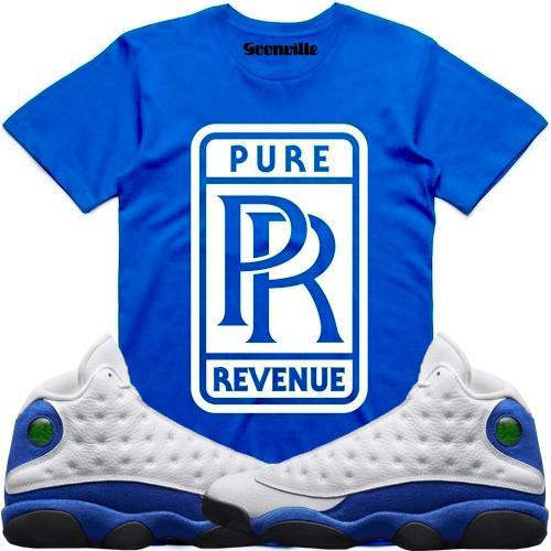 hyper-royal-jordan-13-sneaker-tee-shirt-10