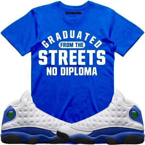 hyper-royal-jordan-13-sneaker-tee-shirt-12