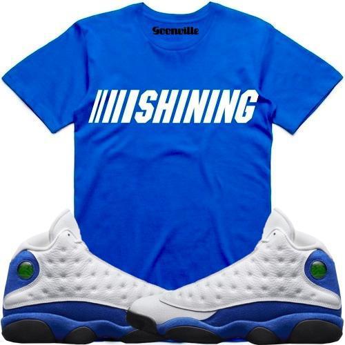 hyper-royal-jordan-13-sneaker-tee-shirt-8