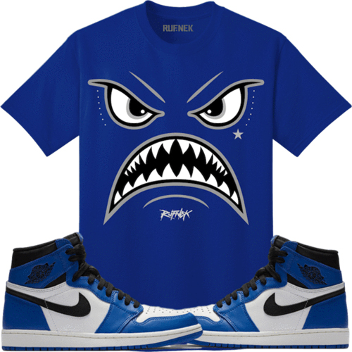 jordan-1-game-royal-sneaker-tee-shirt-1