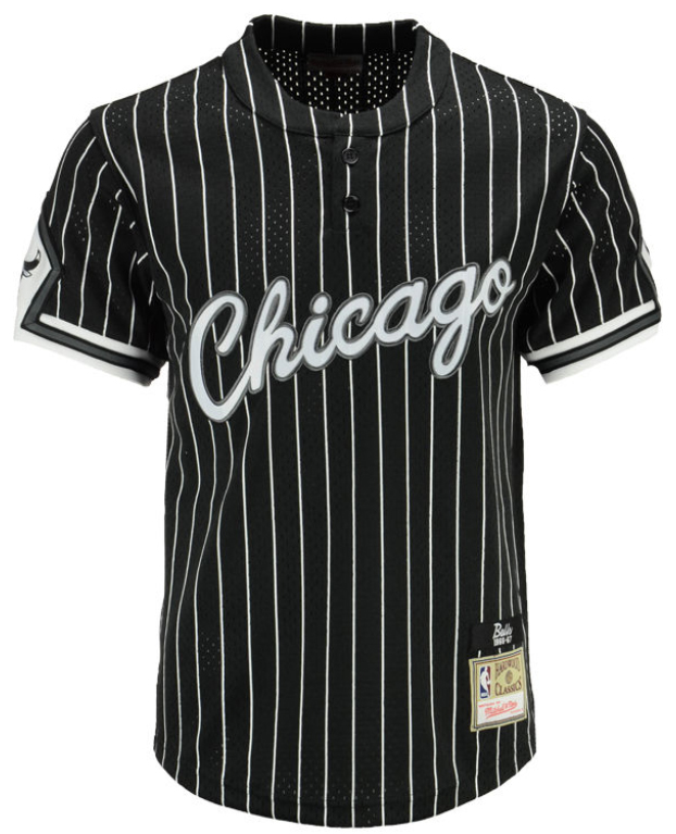 designer fashion 16127 1cb76 discount code for mitchell ness nba chicago bulls baseball ...