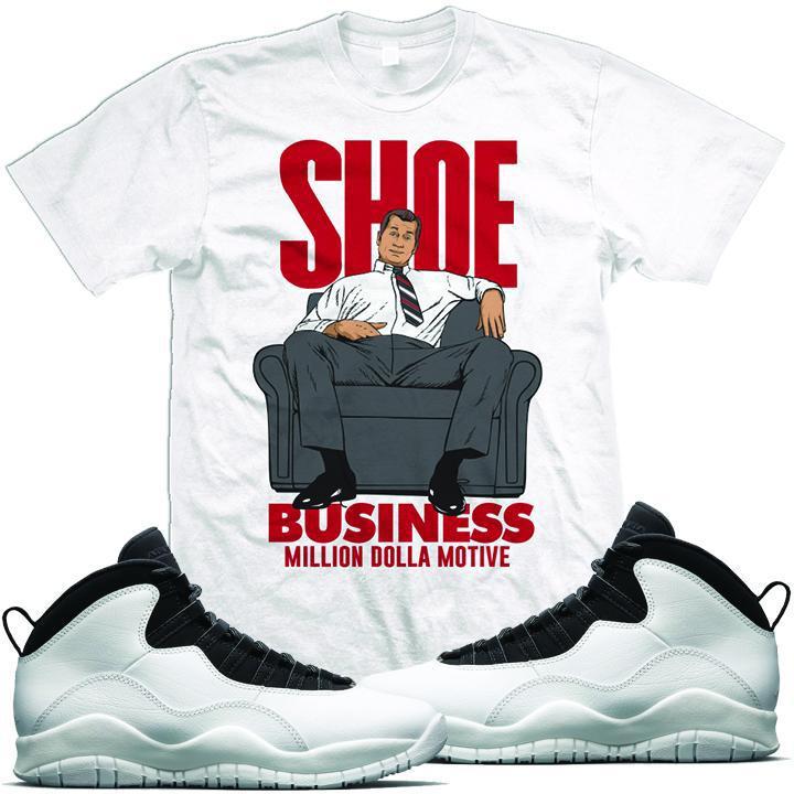 2941ba2dfc6 Jordan 10 Im Back Sneaker Match Tees | SneakerFits.com